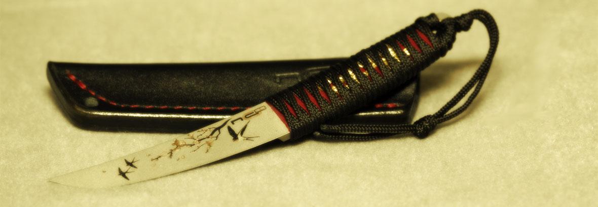 Большой выбор ножей
